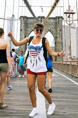 CRISTINA DOBROVOLSCHI – American Summer în New York, orașul care nu doarme niciodată!