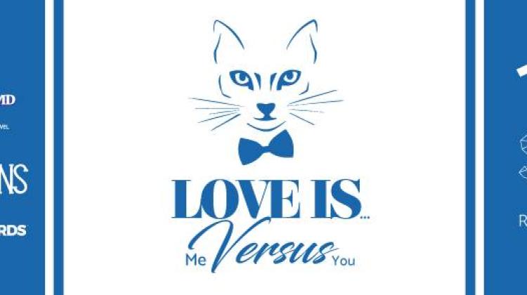 Love is… Me Versus You!