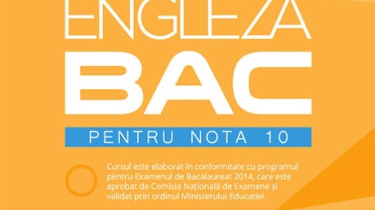 Tombolă! Vezi cine a câștigat un curs absolut gratuit: Engleza pentru un bacalaureat de nota 10!