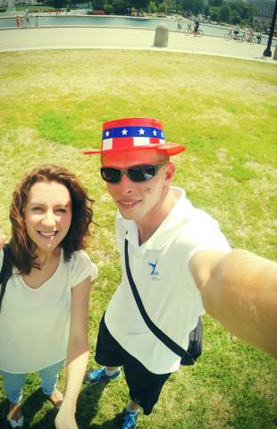 TARAS CHELEMBET – American Summer în Washington D.C. sau cum am trăit o zi cât o săptămână!